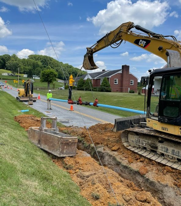 The Long and Winding Road:  WCSA's Multi-Year Galvanized Line Replacement Project
